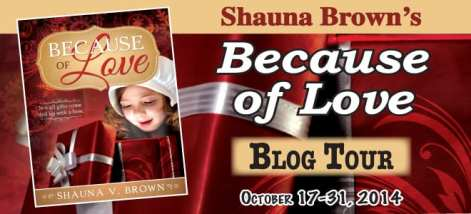 Because of Love Blog Tour via Cedar Fort Publishing & Media