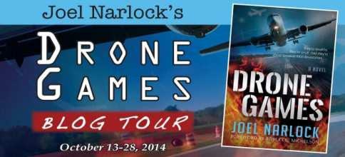 Drone Games Blog Tour via Cedar Fort Publishing & Media