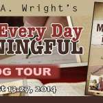 Make Everyday Meaningful Blog Tour with Cedar Fort