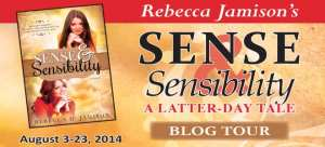 Sense & Sensibility Blog Tour with Cedar Fort