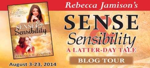 Sense & Sensibility Blog Tour with Cedar Fort