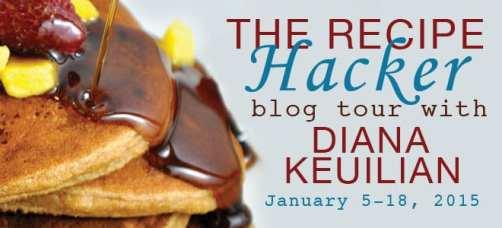 The Recipe Hacker Blog Tour via Cedar Fort Publishing & Media