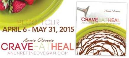 Crave Eat Heal Blog Tour via Cedar Fort Publishing & Media