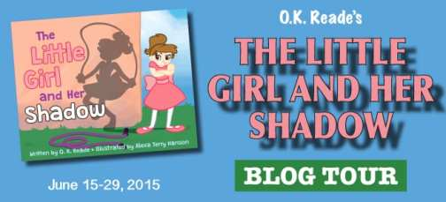 The Little Girl & Her Shadow Blog Tour via Cedar Fort Publishing & Media