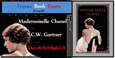 Mademoiselle Chanel blog tour with France Book Tours