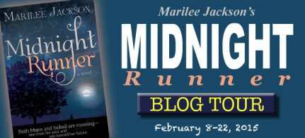 Midnight Runner Blog Tour via Cedar Fort Publishing & Media