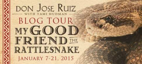 My Good Friend the Rattlesnake blog tour via Cedar Fort Publishing & Media