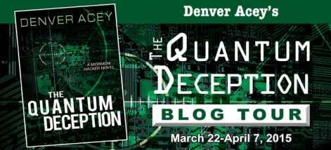 The Quantum Deception Blog Tour via Cedar Fort Publishing & Media