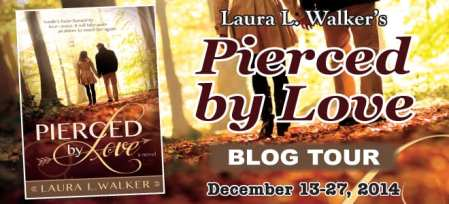 Pierced by Love Blog Tour via Cedar Fort Publishing & Media