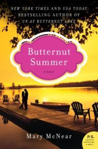 +Blog Book Tour+ Butternut Summer by Mary McNear
