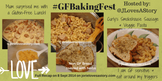 #GFBakingFest Lunch Break by Jorie in Canva