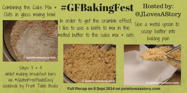 #GFBakingFest Combining the Flour by Jorie in Canva
