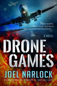 "Blog Book Tour | ""Drone Games"" by Joel Narlock"