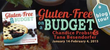 Gluten-Free on a Budget Blog Tour via Cedar Fort Publishing & Media