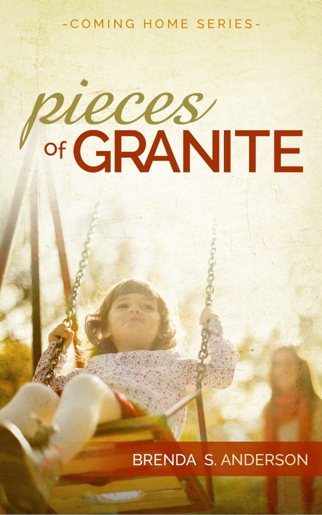 Pieces of Granite by Brenda S. Anderson