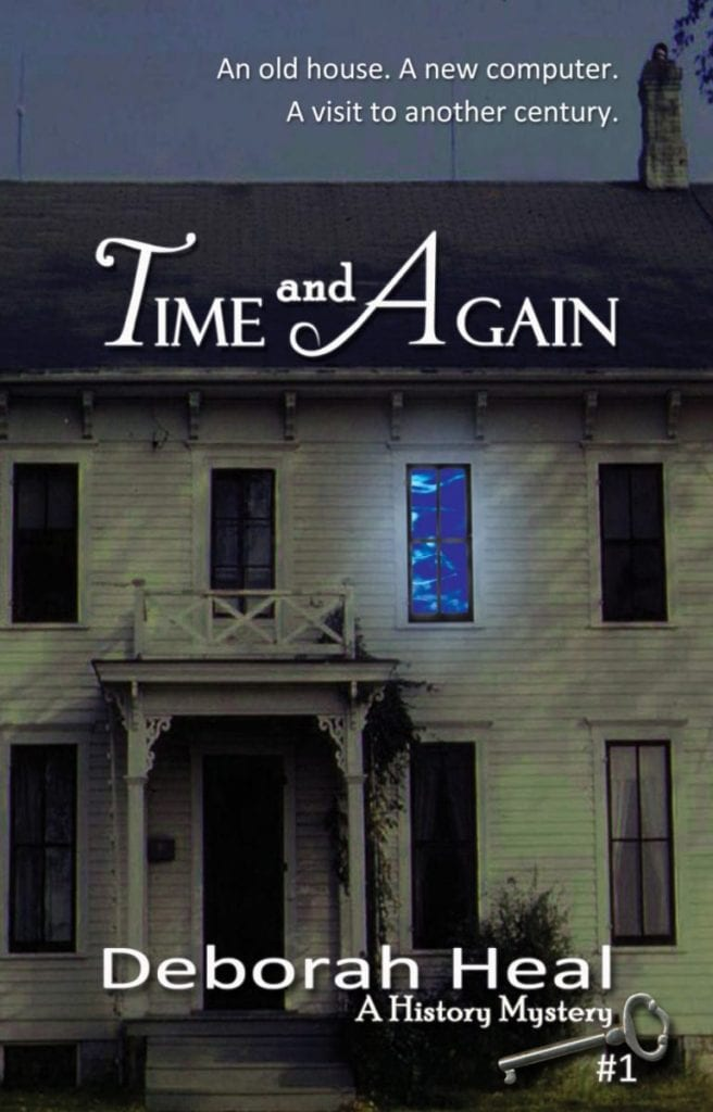 "Book Review | ""Time and Again"" (Book 1: History #Mystery series) by Deborah Heal #RRSciFiMonth"