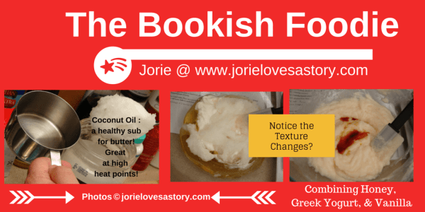 The Bookish Foodie Part 3 Collage by Jorie in Canva (New Year's Eve)