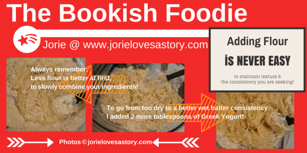 The Bookish Foodie Part 4 Collage by Jorie in Canva (New Year's Eve)