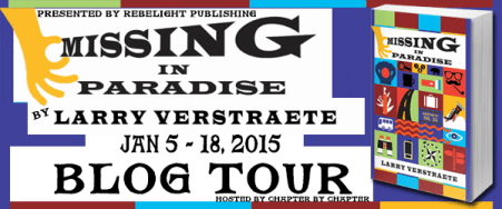 Missing in Paradise Blog Tour by Chapter by Chapter
