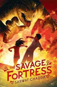 "Blog Book Tour | ""The Savage Fortress"" (Book 1: the Ash Mistry series) by Sarwat Chadda an adventurous #MGLit rooted in the mythology and culture of India"