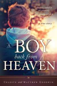 "Blog Book Tour | ""A Boy back from HEAVEN"" (a true story) by Celeste & Matthew Goodwin"