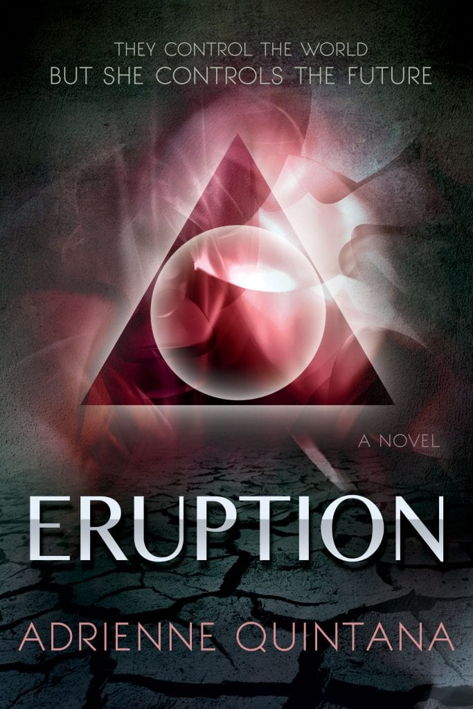 "Blog Book Tour | ""Eruption"" by Adrienne Quintana A #technothriller within a '#timetravel' central arc knitting into it a heap of suspense!"
