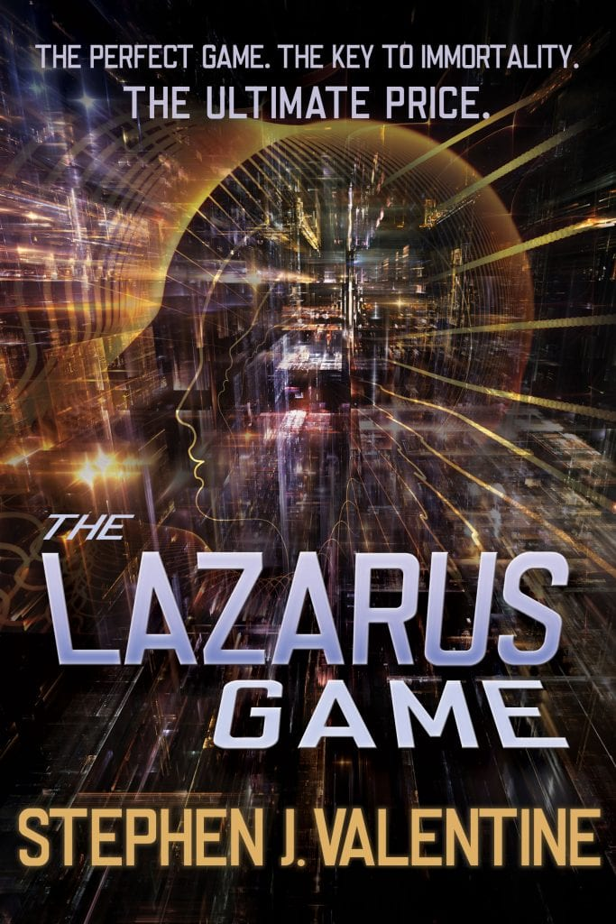"Blog Book Tour | ""The Lazarus Game"" by Stephen J. Valentine"