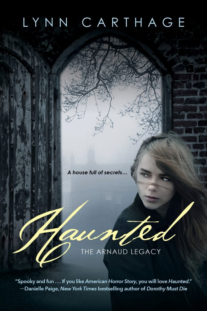 "Book Review | ""Haunted"" (Book No.1 of the Arnaud Legacy) by Lynn Carthage"