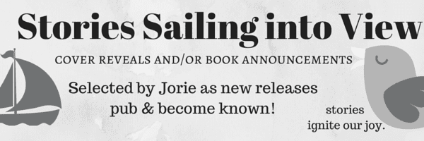 Stories Sailing into View Banner created by Jorie in Canva.