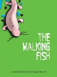 "Book Review | ""The Walking Fish"" by Rachelle Burk & Kopel Burk A new #MGLit novel speaking directly to girls & boys who love science and the curious realms they can endeavour to explore!"