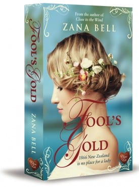 "Book Review | My 2nd Historical by a #ChocLit author I already love ""Fool's Gold"" by Zana Bell #ChocLitSaturdays"