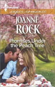 Promises Under the Peach Tree by Joanne Rock