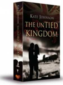 "Book Review | ""The Untied Kingdom"" by Kate Johnson Rom with a twist of alternative reality! #ChocLitSaturdays"