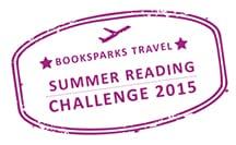 Booksparks Summer Reading Challenge badge