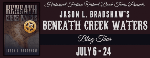 Beneath Creek Waters blog tour via HFVBTs.