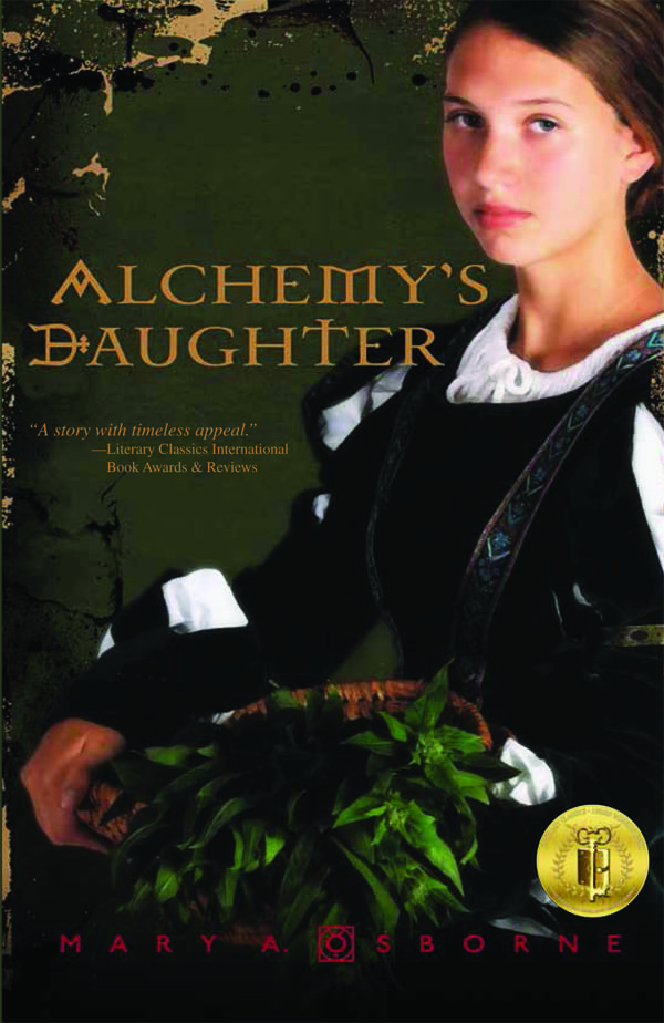 "Blog Book Tour | ""Alchemy's Daughter"" by Mary A. Osborne"