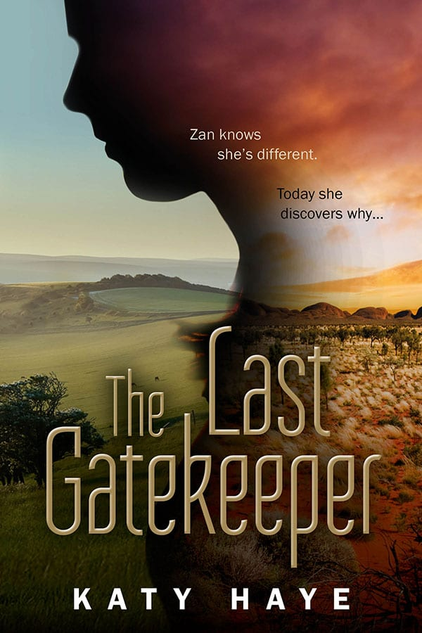 "Blog Book Tour | ""The Last Gatekeeper"" by Katy Haye #YALit has a strong voice in a #SelfPub debut novelist giving #scifi readers a hearty story to chew on!"