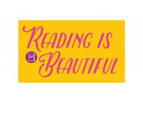 Reading is Beautiful part of YA SRC 2015 by BookSparks.