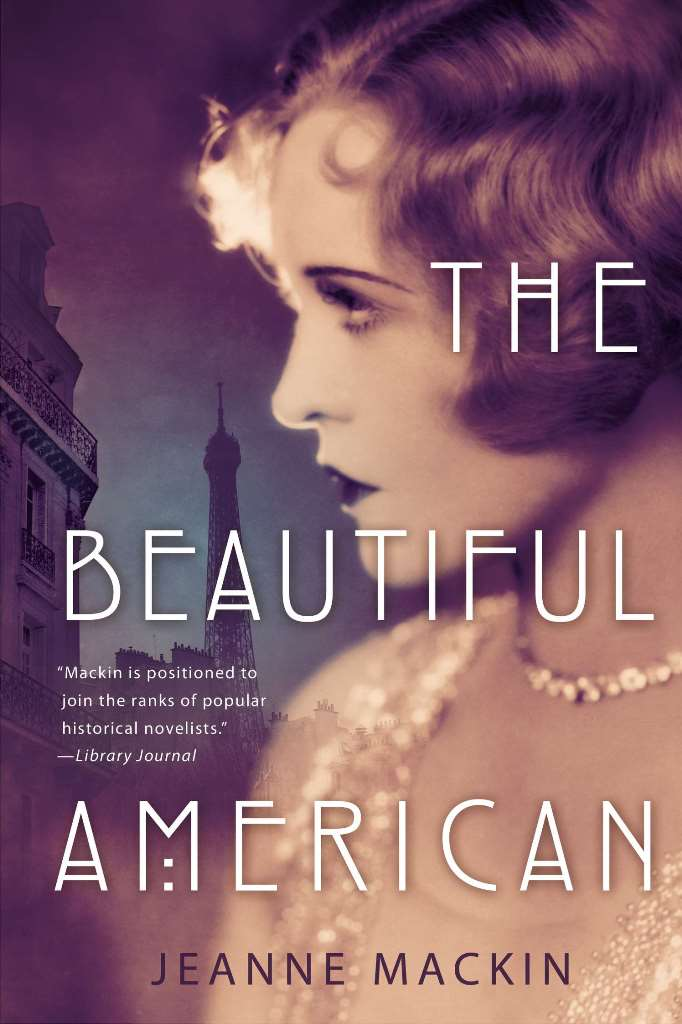 "Blog Book Tour | ""The Beautiful American"" by Jeanne Mackin"