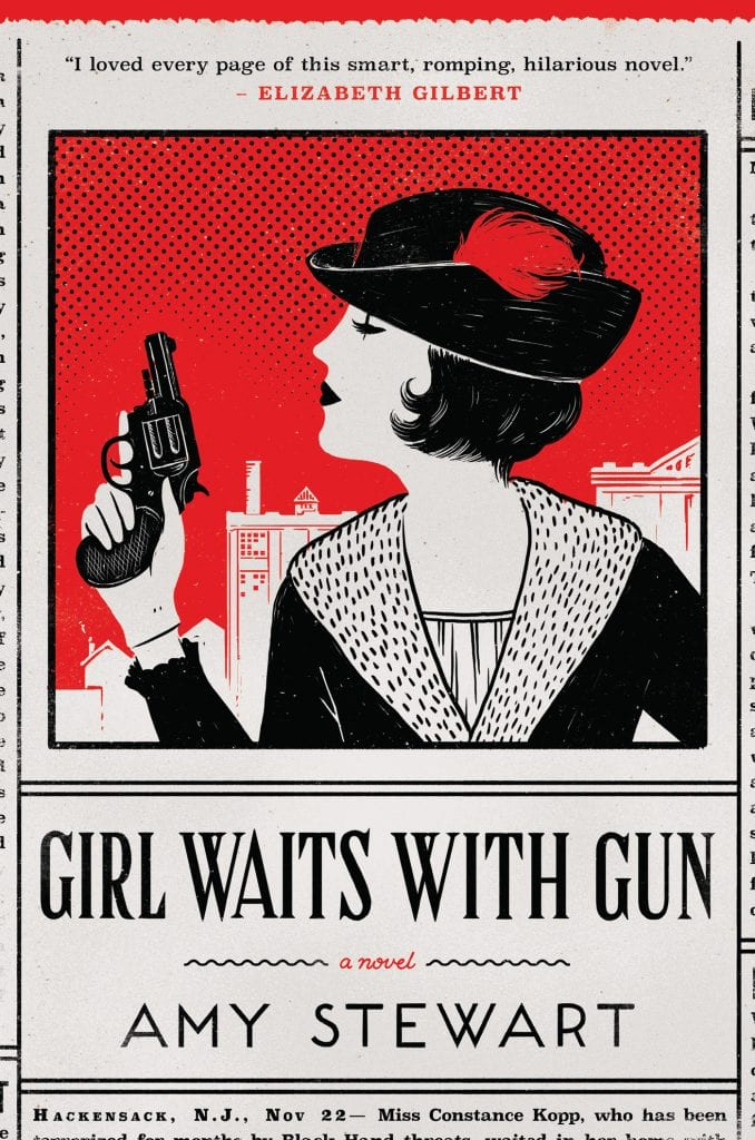 "Blog Book Tour | ""Girl Waits With Gun"" by Amy Stewart"