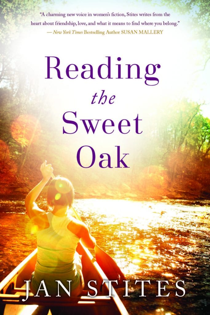 "Book Review | ""Reading the Sweet Oak"" by Jan Stites"