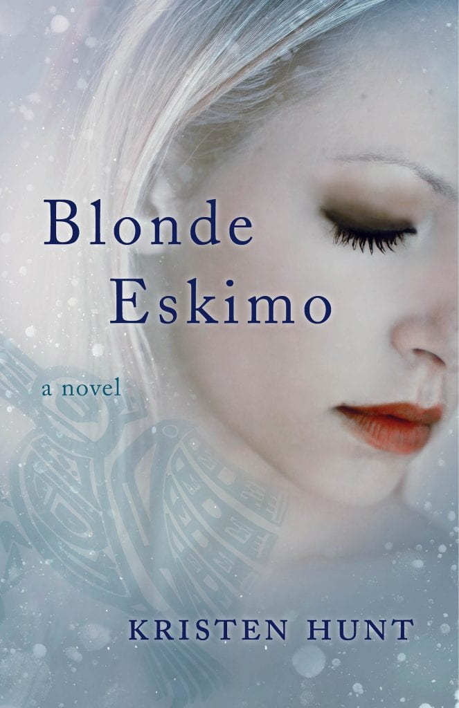 "Book Review | ""Blonde Eskimo"" by Kristen Hunt My first #ReadingIsBeautiful reading on behalf of BookSpark's Summer Reading Challenge for YA Lit!"