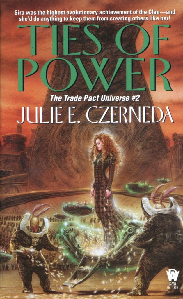 Ties of Power by Julie E. Czerneda