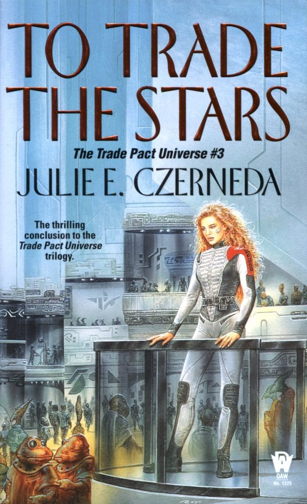 "Book Review | #whoaretheclan | ""To Trade the Stars"" (Book No.3 of the Trade Pact Universe) by Julie E. Czerneda #FuellYourSciFi with Jorie!"