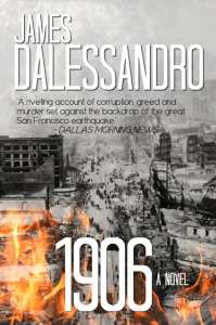 "Blog Book Tour | ""1906"" by James Dalessandro"