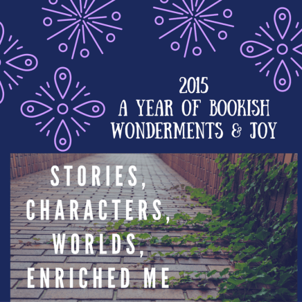 2015 Year End Quote badge created by Jorie in Canva.