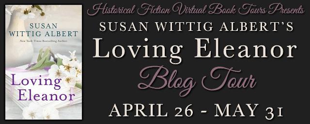 Loving Eleanor blog tour via HFVBTs