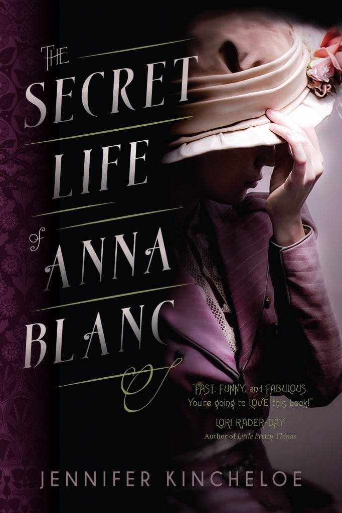 "Book Review | ""The Secret Life of Anna Blanc"" by Jennifer Kincheloe"
