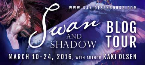 Swan and Shadow blog tour via Cedar Fort Publishing and Media