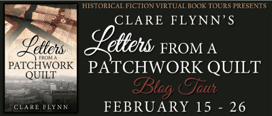 Letters from a Patchwork Quilt Blog Tour via HFVBTs